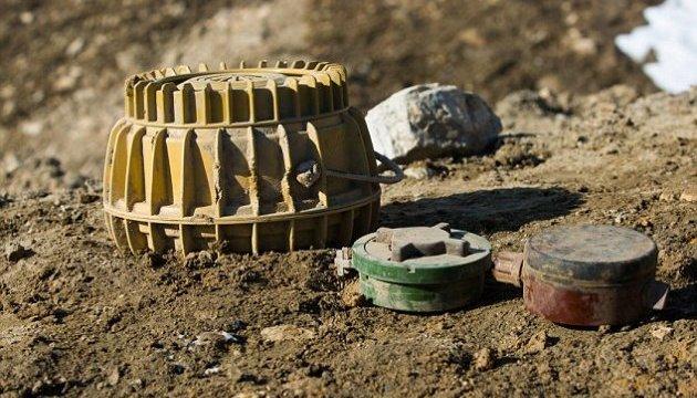 Под Мариуполем на мине подорвался парень