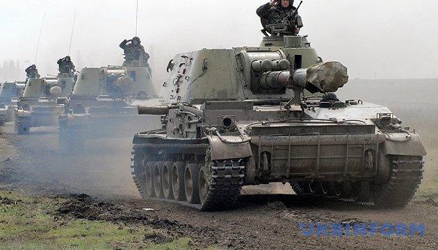 Бойовики гатили по мирній Врубівці з  152 мм. Селище — без світла
