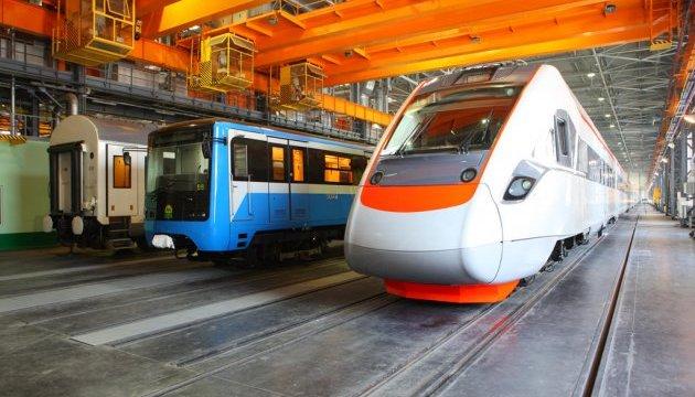 Парк Укрзализныци пополнили 38 крюковских пассажирских вагонов