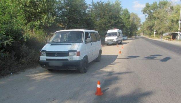 У Києві затримали мікроавтобус з арсеналом зброї