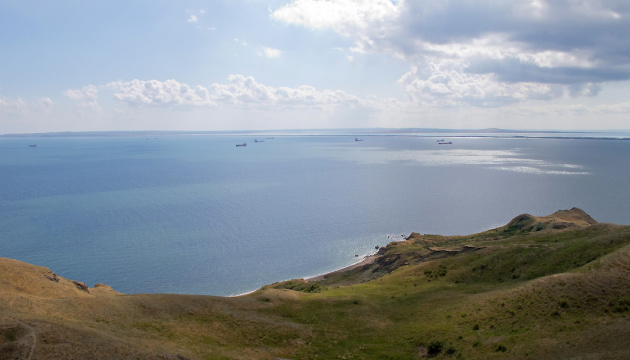 Російська блокада: у районі Керченської протоки