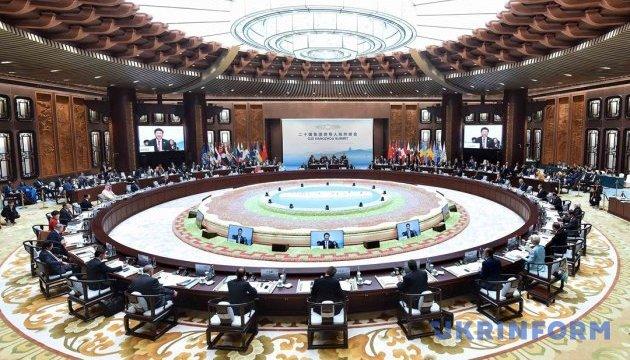 Країни G20 посилять боротьбу з голодом у світі