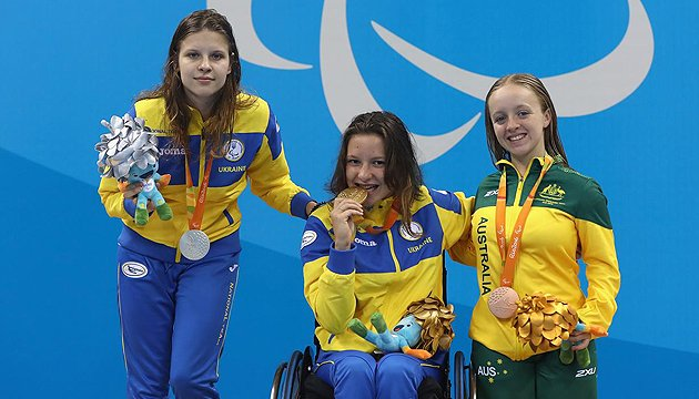 Паралімпіада-2016: Українці продовжують бити рекорди, медалей вже 81