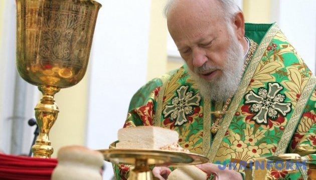 Митрополита Володимира довели до смерті - Луценко