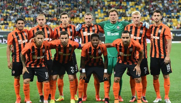 Shakhtar beat Konyaspor at start of Europa League group stage