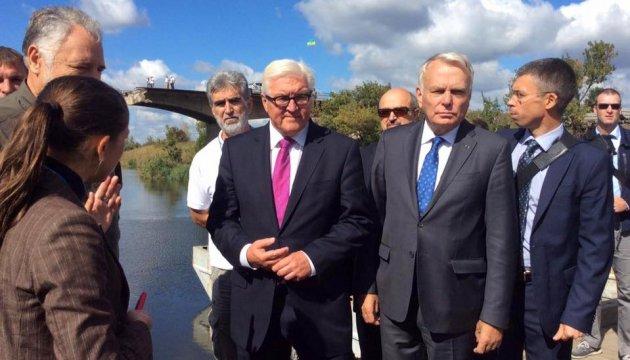 Позиція європартнерів поадекватнішає після відвідин Донбасу