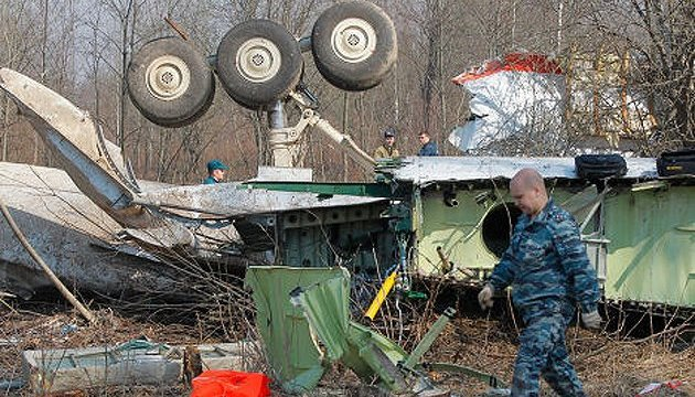 Смоленська комісія: росіяни свідомо доводили Ту-154М до катастрофи