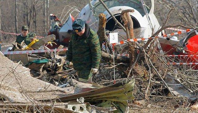 У Польщі відкриють пам'ятник загиблим у Смоленській катастрофі