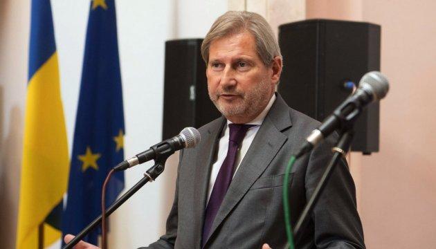 Єврокомісар в ПАРЕ: Е-декларування - конкретна успішна історія в Україні