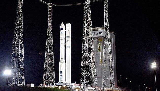 Ракета с украинским двигателем вывела на орбиту спутник Google