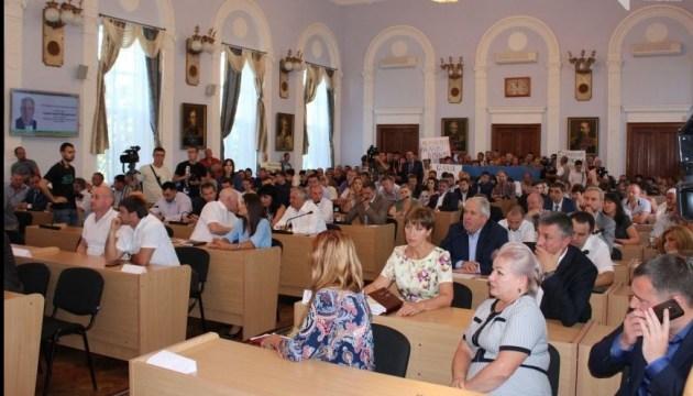 Миколаївський губернатор проситиме ВР розпустити міськраду