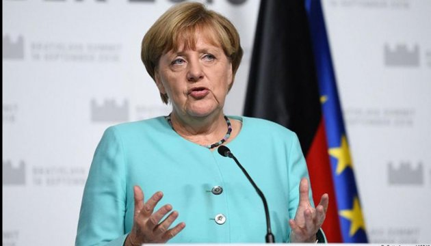 Меркель про скасування виступів турецьких міністрів: Це не наше рішення