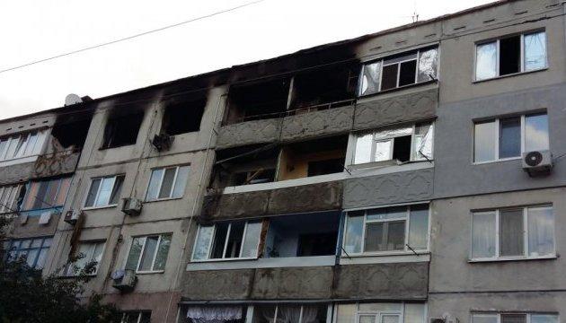 У Павлограді вночі стався вибух у багатоповерхівці