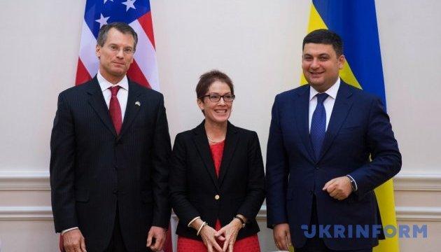 Штати хочуть бачити українську митницю вільною від корупції - посол