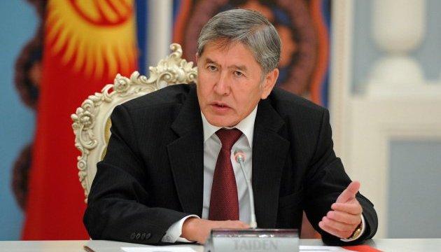 Экс-президента Кыргызстана Атамбаева лишили неприкосновенности