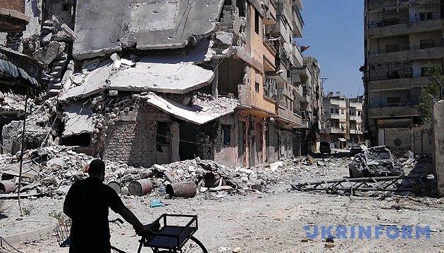 Переговоры по Сирии начнутся 23 января в Астане