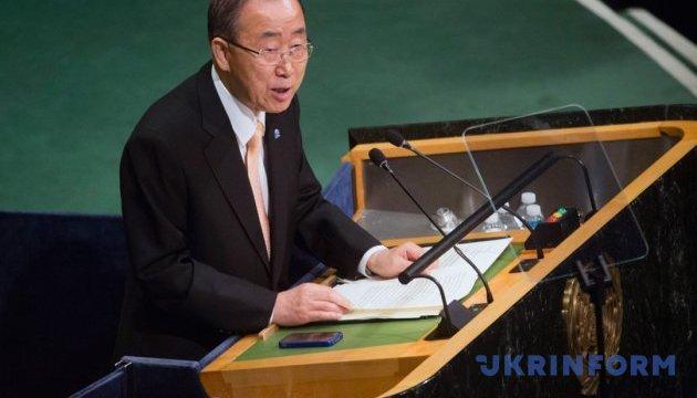 Вопрос Сирии нужно передать в Международный суд - Генсек ООН