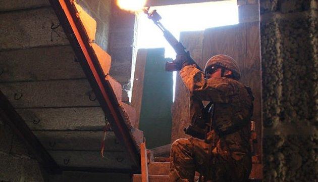 Силы АТО обезвредили за сутки восемь боевиков - разведка