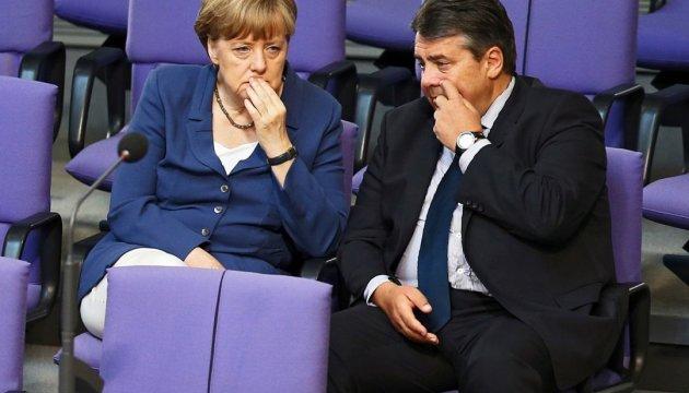В Германии Путину заявили о «невероятном осложнении всех отношений»