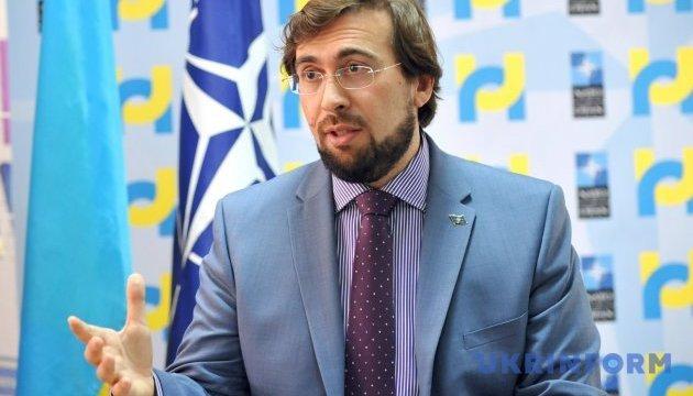 Глава Представительства НАТО в Киеве встретился с Андреем Парубием