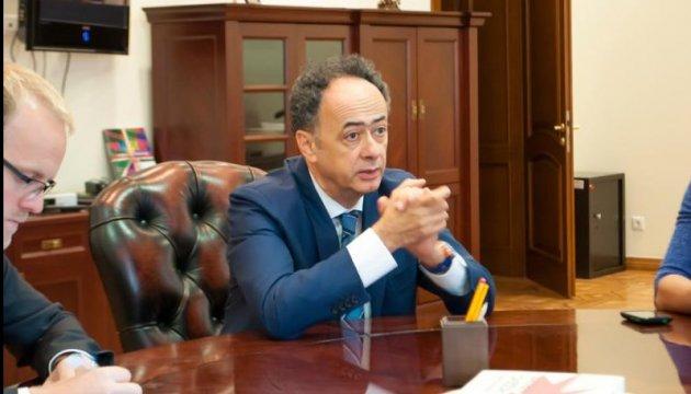 Visa free regime between Ukraine, EU should enter into force by end of June – Hugh Mingarelli