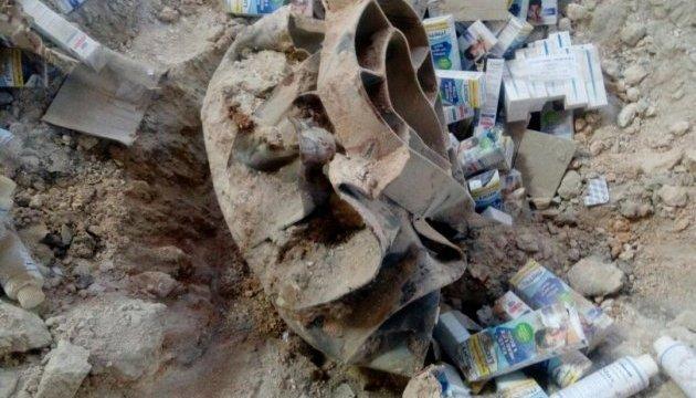 Bellingcat: Гумконвой в Сирии уничтожили российские бомбы