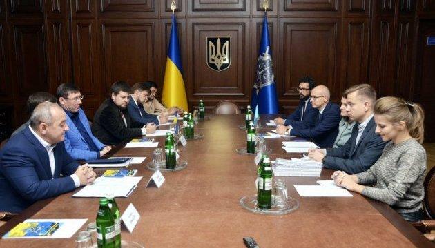 Луценко сподівається на допомогу експертів ООН у резонансних розслідуваннях