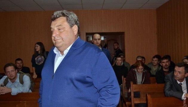 Справа на екс-регіонала Орлова за участь в розгоні мирної акції в Одесі 2014 року дійшла до суду