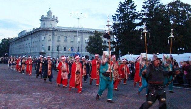 Найстаріший у світі духовий оркестр приїхав до Чернігова