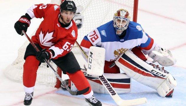Россия проиграла Канаде в полуфинале Кубка мира по хоккею