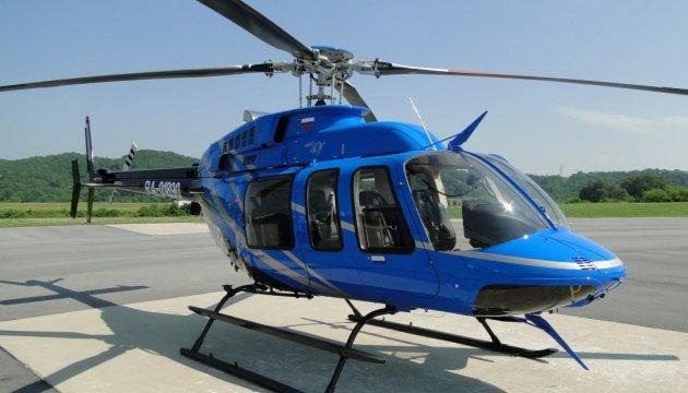 В России разбился вертолет, погибли два человека