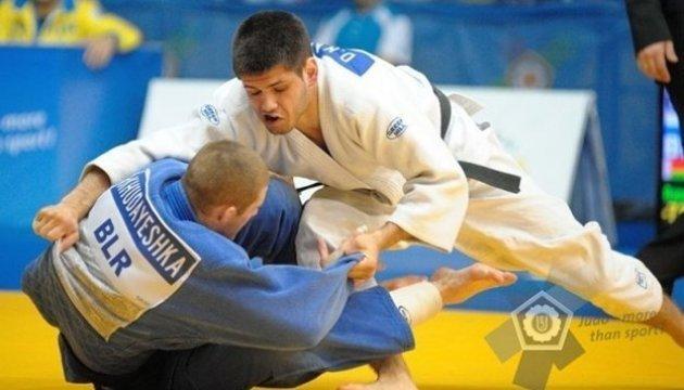 Ukrainians win gold and bronze at the Judo Grand Prix in Zagreb