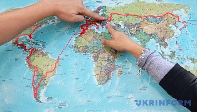 Україну торік відвідали понад 14 мільйонів туристів