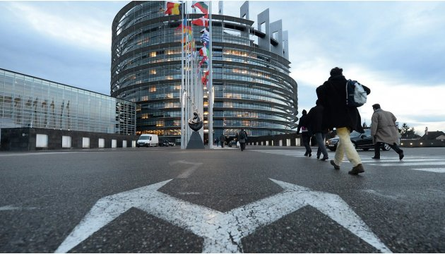 European Parliament postpones consideration of visa-free regime for Ukrainians till February 1