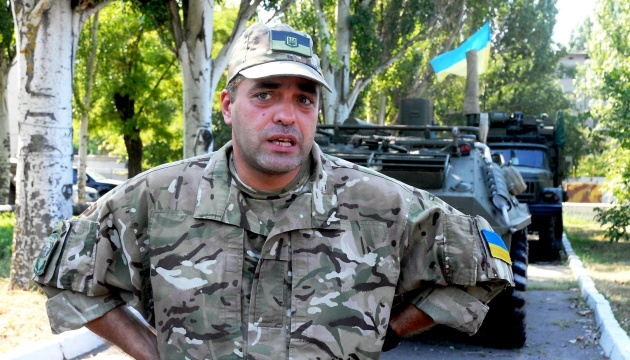 Бірюков: Зберігання боєприпасів на відкритих майданчиках - поширена практика