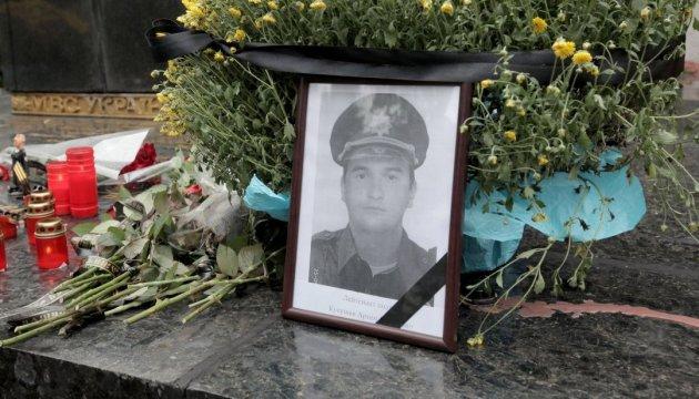 Днипровский суд арестовал убийцу полицейских на два месяца