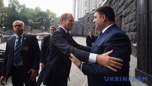 Европа в декабре намерена продлить санкции против РФ - Туск