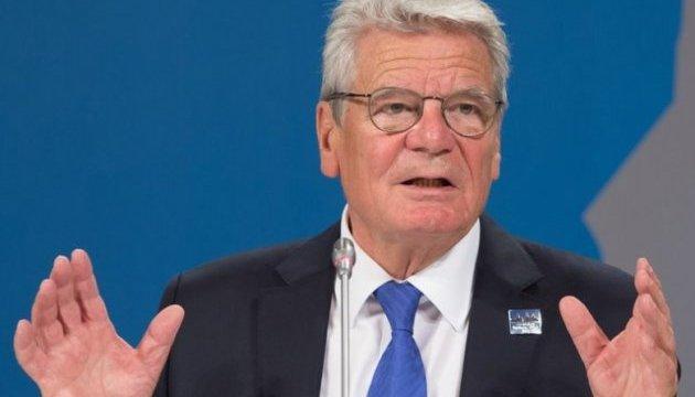 Теракт у Берліні: Президент ФРН закликав у Різдво не піддаватися ненависті