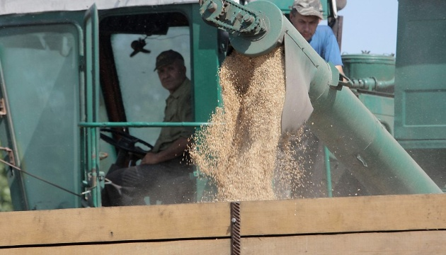 Ukraine has already exported 27.5 mln tons of grains