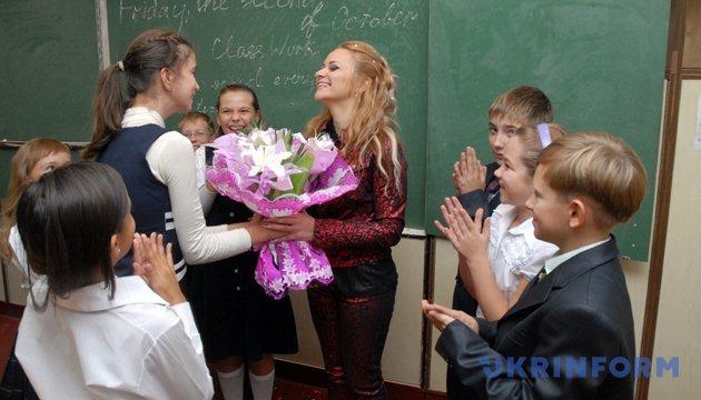 Українських освітян закордону вітають із Днем вчителя