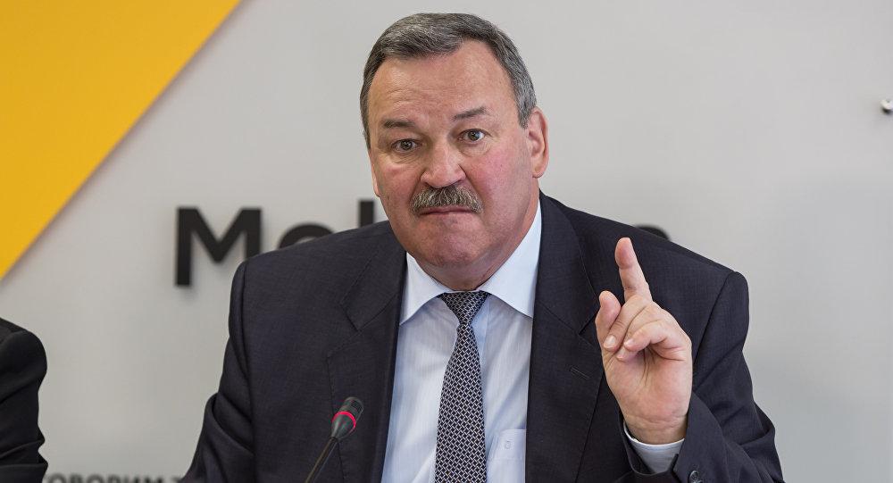 Олег Будза. Фото: Sputnik/ Мирослав Ротарь