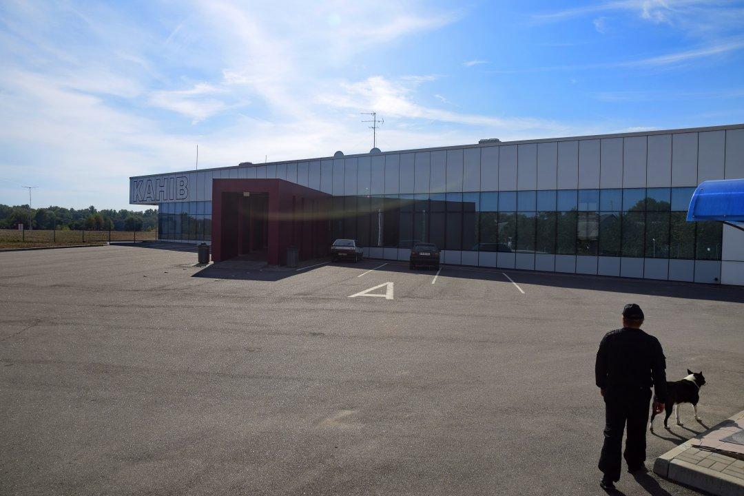 Канівський вертодром