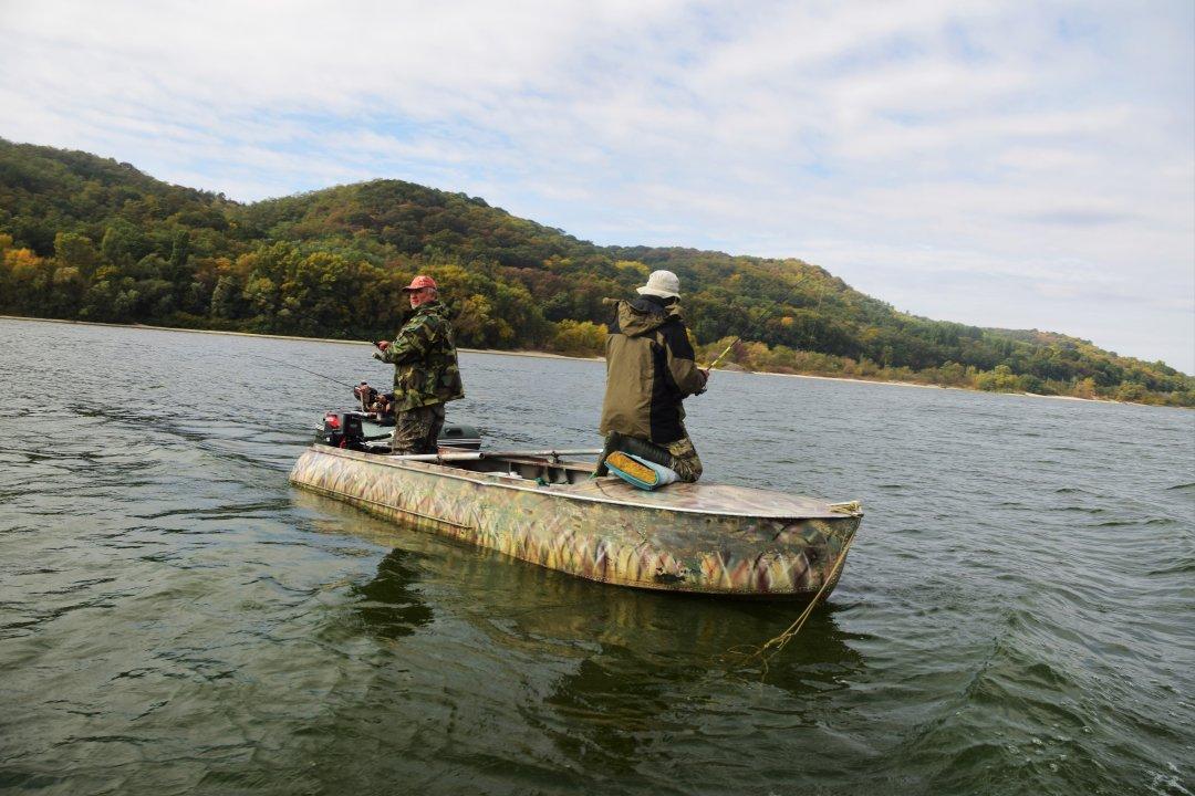 Канівські рибалки