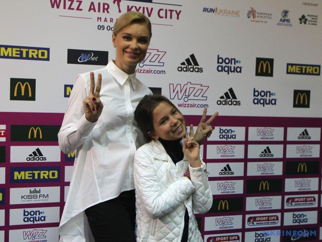 Літія Таран та Софія Жиліна