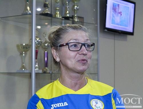 Світлана Толокняник. Фото: most-dnepr.info