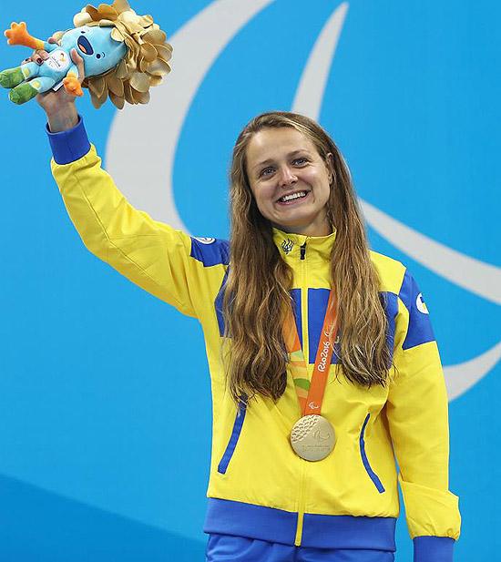 Анна Стеценко. Фото: champion.com.ua