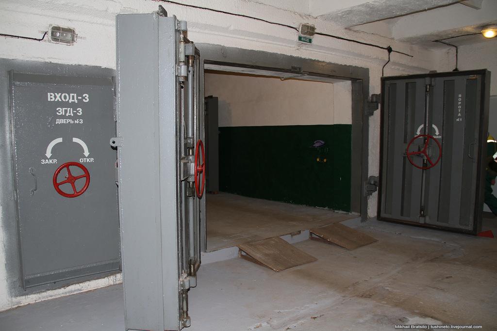 Ядерне бомбосховище в Москві, фото - www.ridus.ru