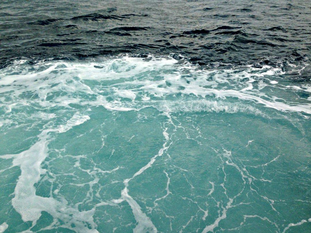 Лазурные оттенки Мраморного моря