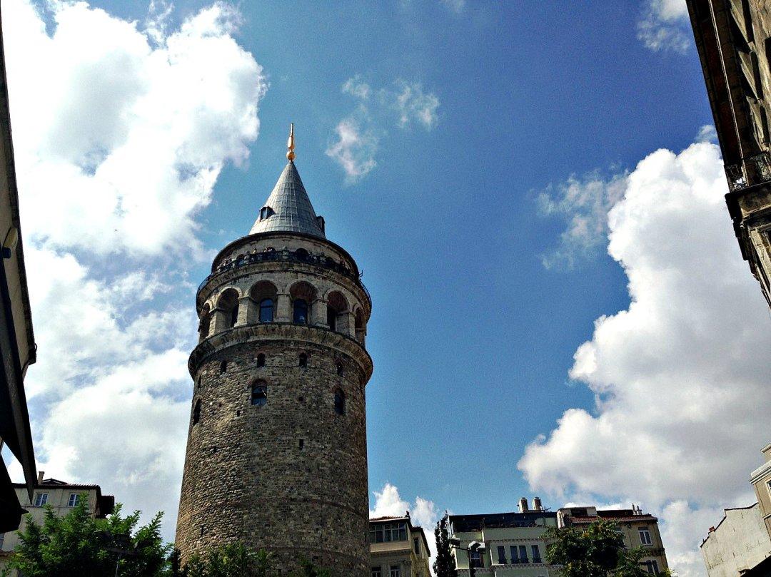 Сама Галатская Башня