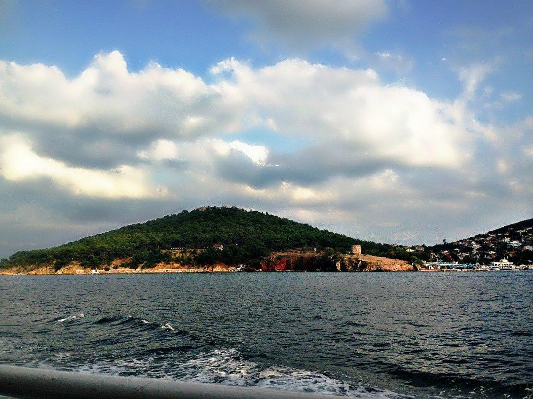 По дороге назад в Стамбул